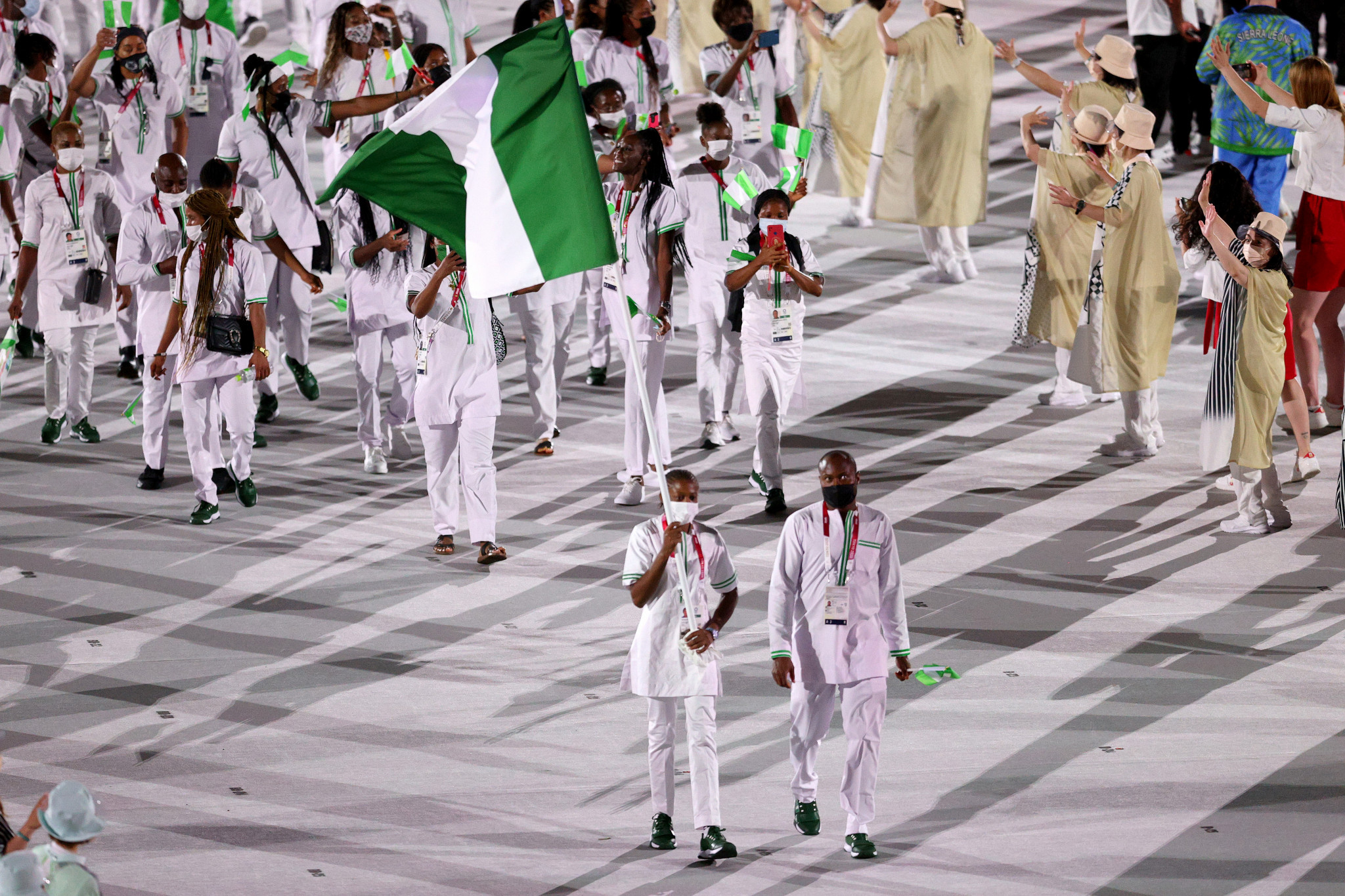 Nigeria Olympic Committee launches new website