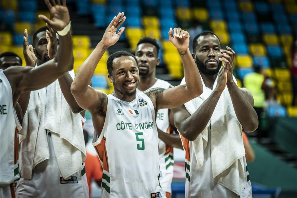 Senegal and Ivory Coast win opening AfroBasket quarter-finals