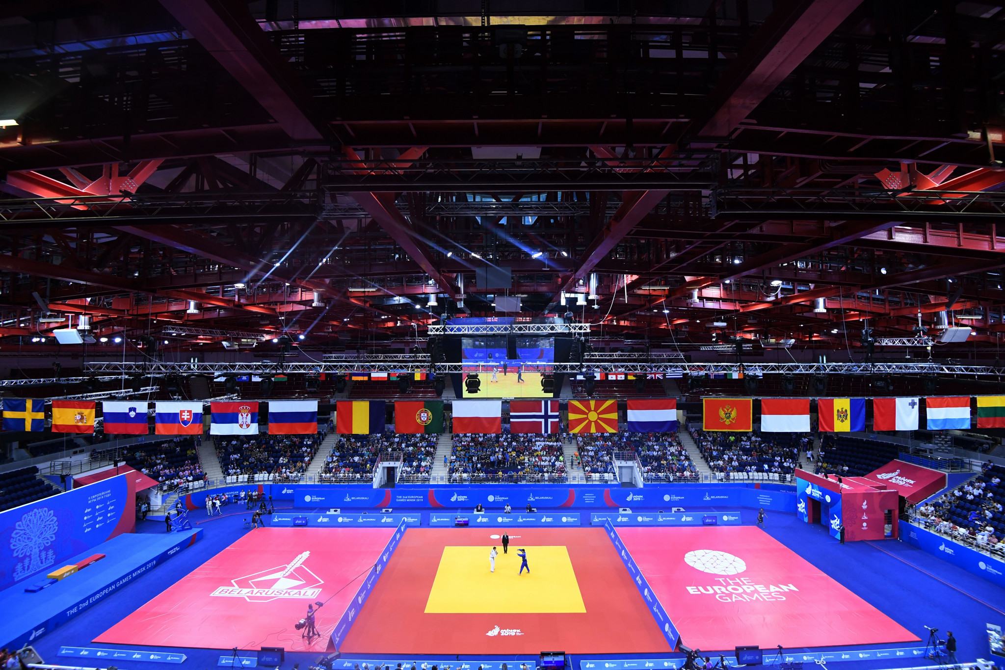 Judo is set to make its third appearance at the European Games in 2023 ©Getty Images