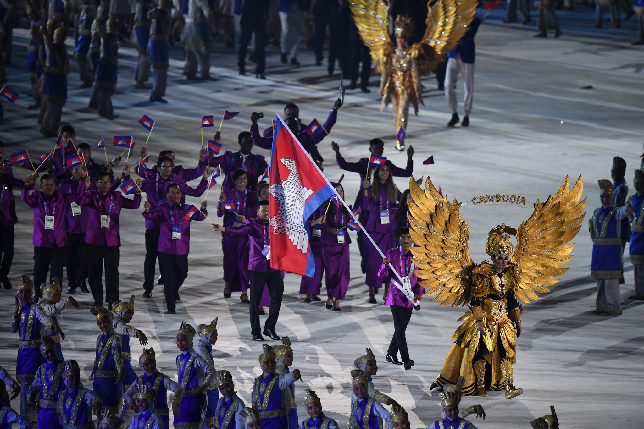 """Cambodia """"ready to participate"""" in Hangzhou 2022 Asian Games"""