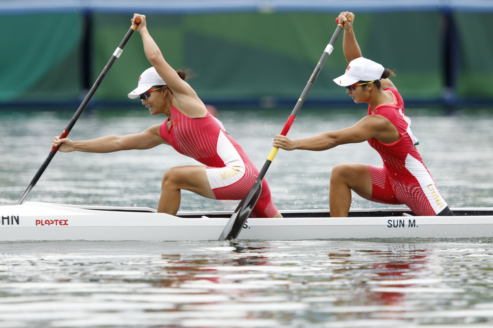 Sophia Jensen leads canoe sprinters at Junior and Under-23 Canoe Sprint World Championships