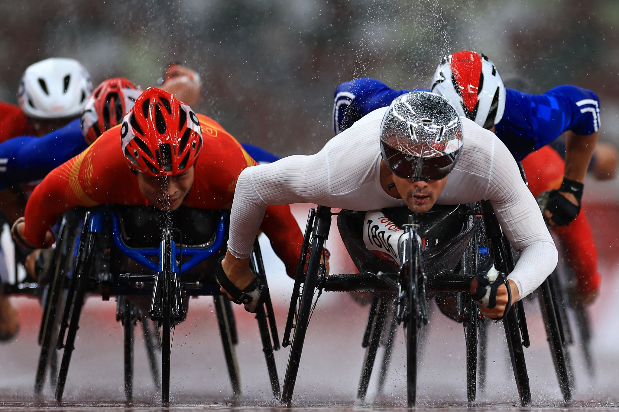 Tokyo 2020 Paralympic Games: Day nine of competition