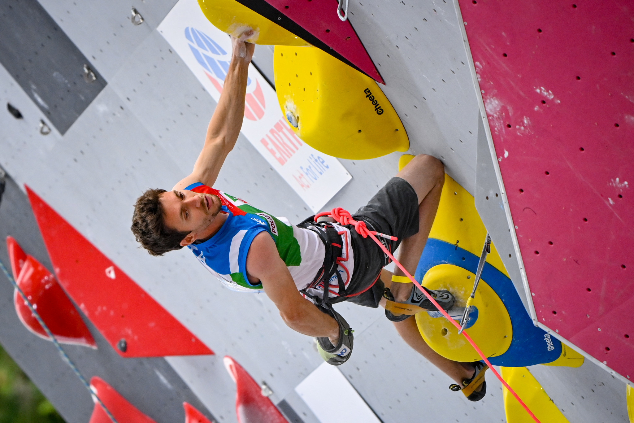 IFSC World Cup circuit resumes with Ghisolfi and Grossman looking to maintain lead advantages