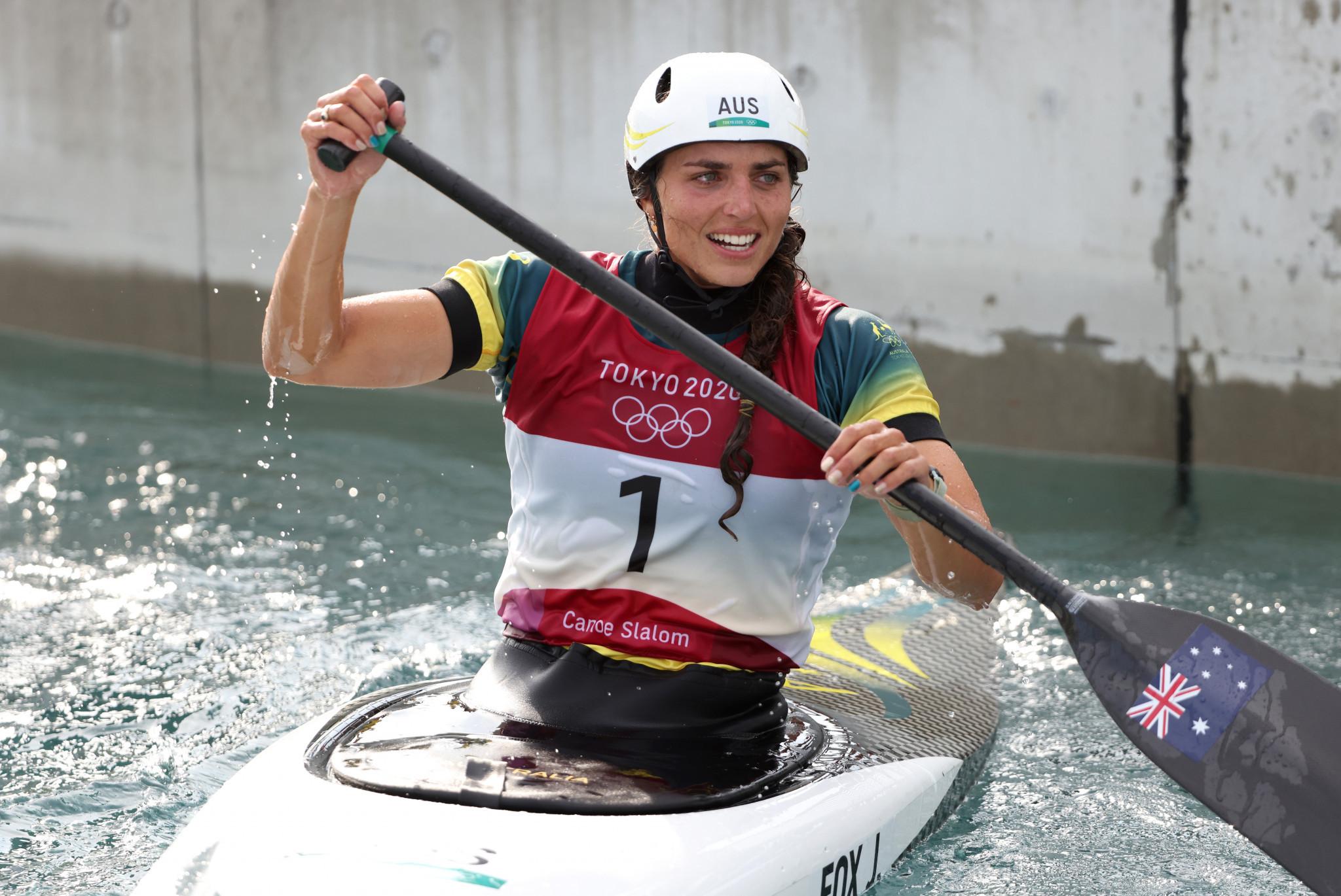 Jessica Fox seeks canoe, kayak dominance at ICF Canoe Slalom World Cup