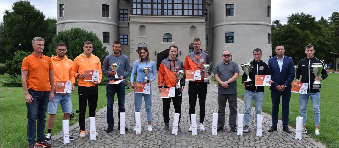 Home favourite Györgydeák wins as Romania holds first teqball Challenger Cup