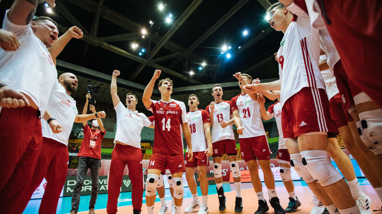 Poland clinch FIVB Boys' U19 World Championship title with victory over Bulgaria