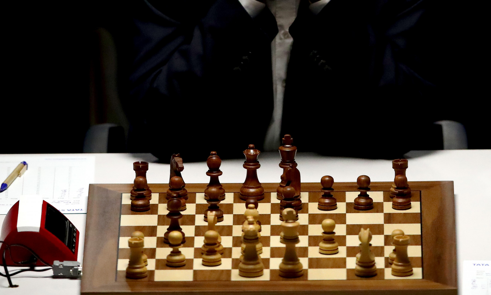 Keymer joins European Individual Chess Championship leaders on 6.5 points