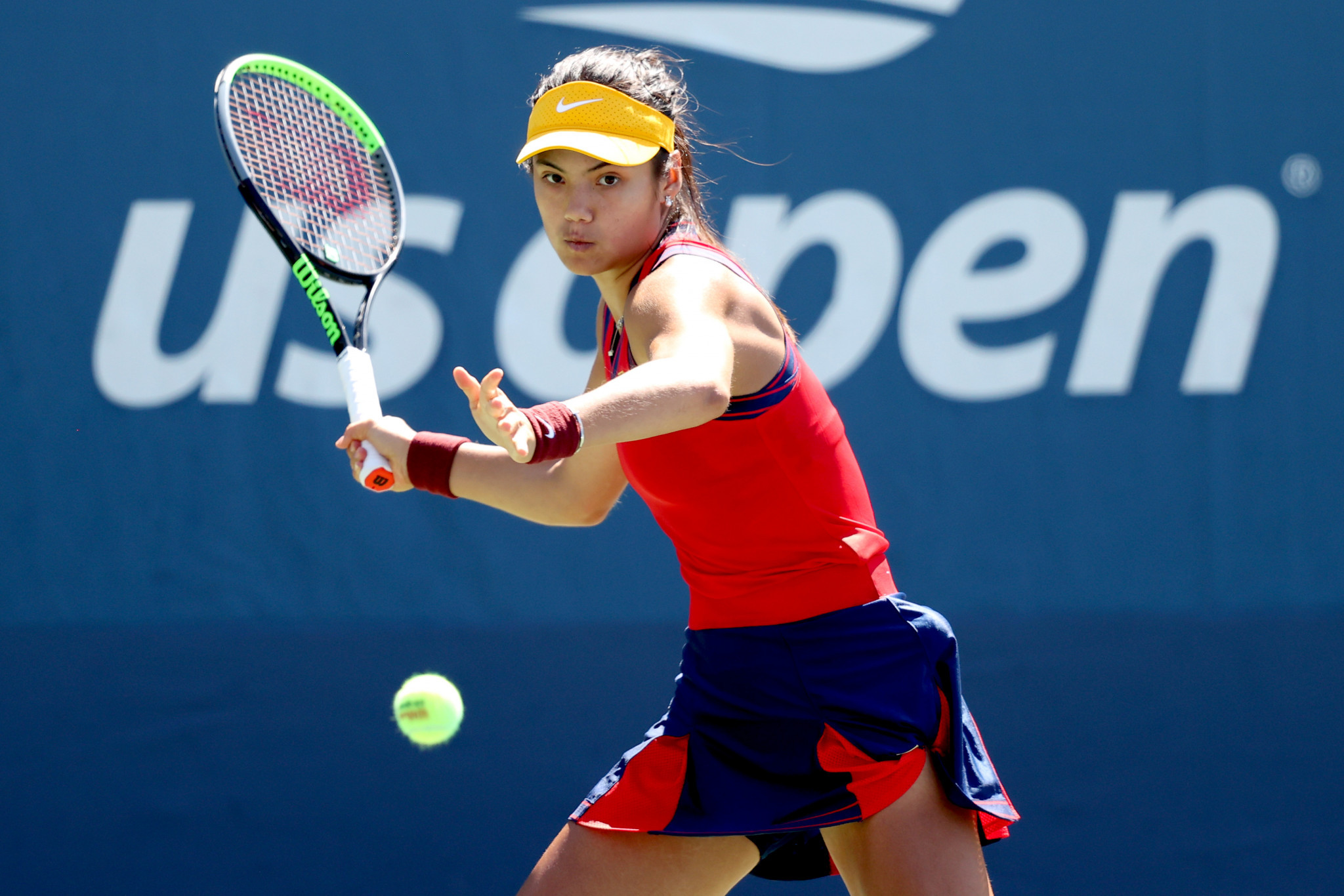 Raducanu rides again, joining Barty, Kerber and Bencic with straight-sets second-round wins