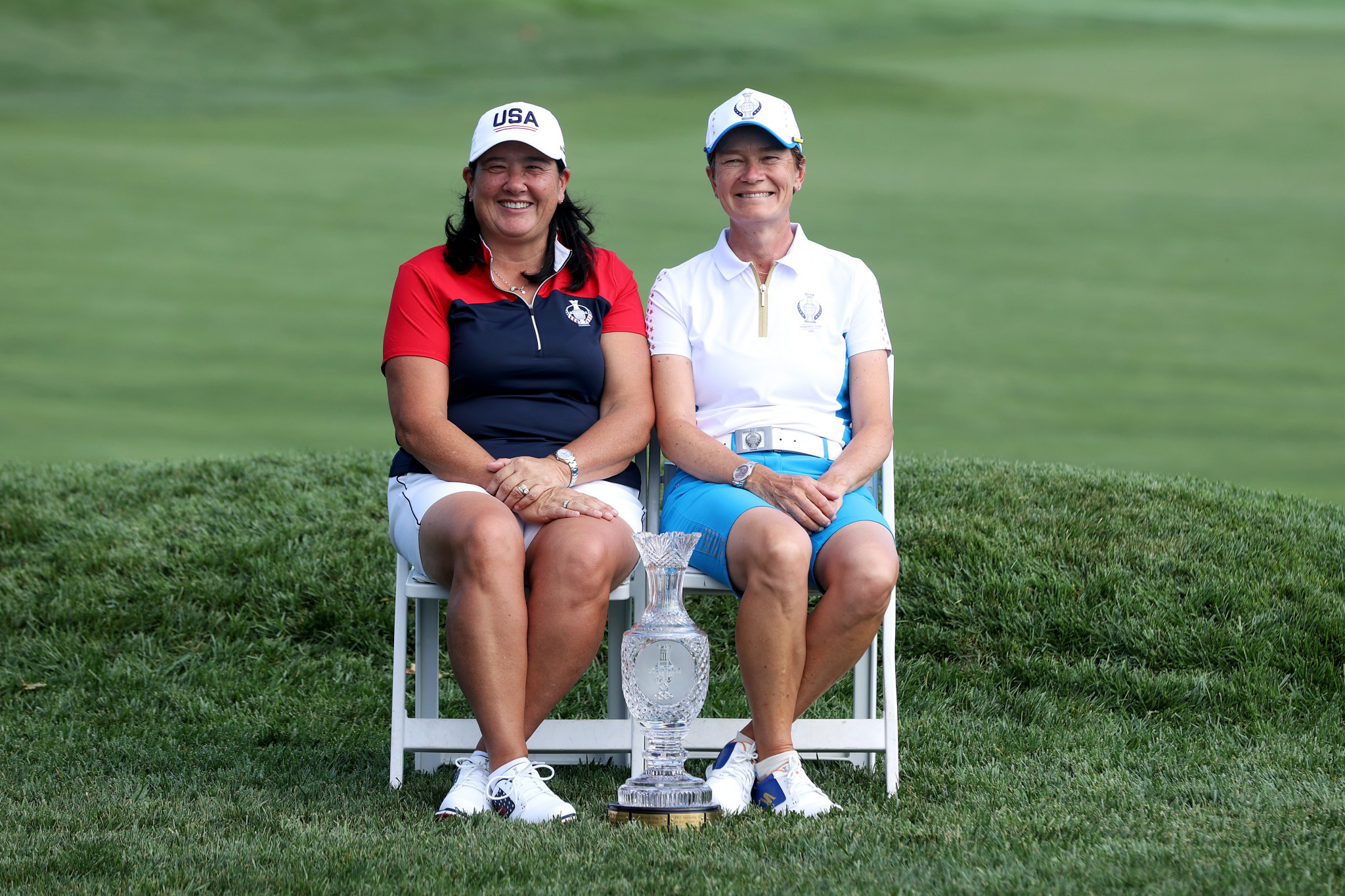 Team Europe chasing history as Solheim Cup arrives in United States