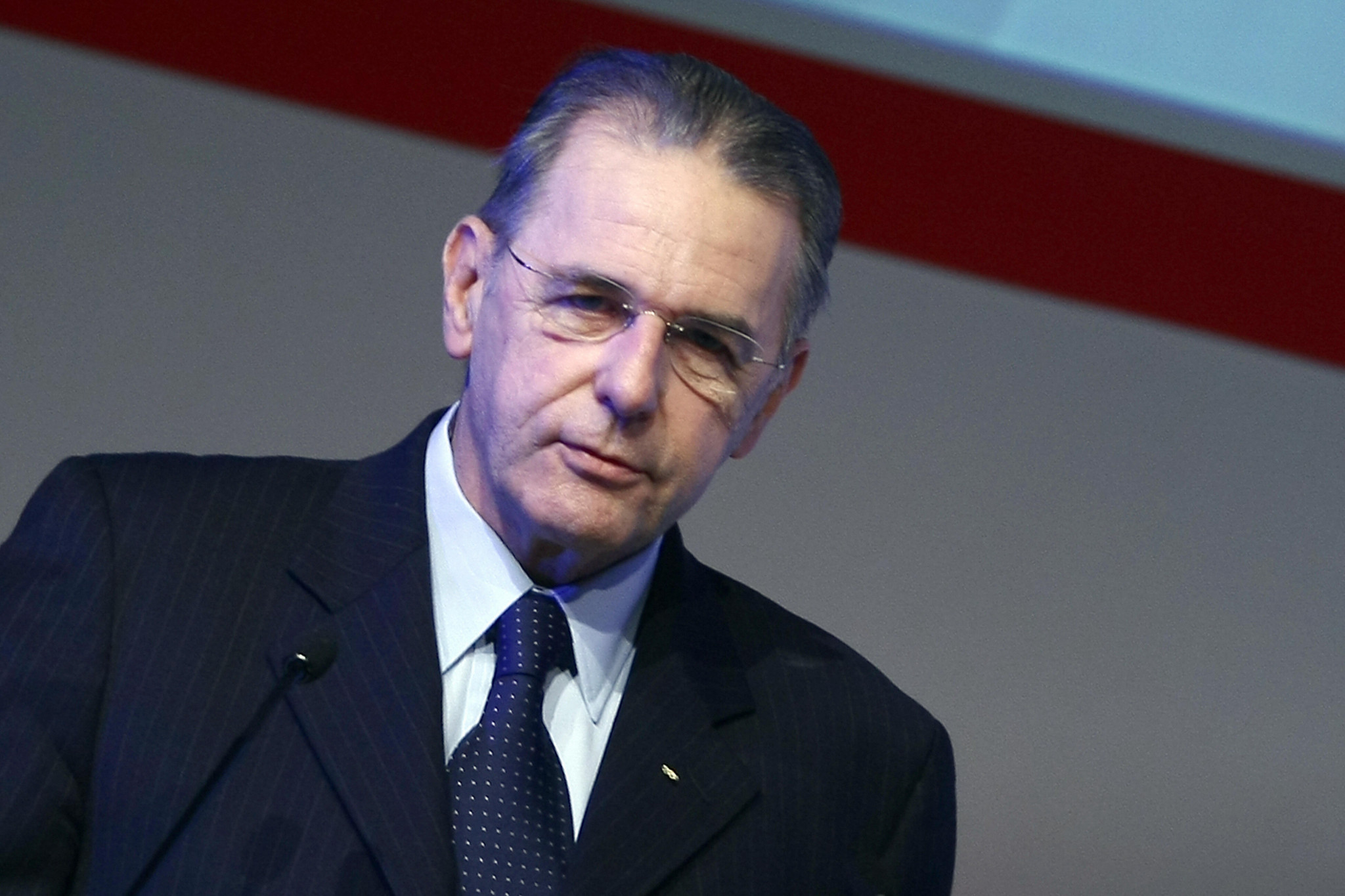 FISU pays tribute to former IOC President Jacques Rogge