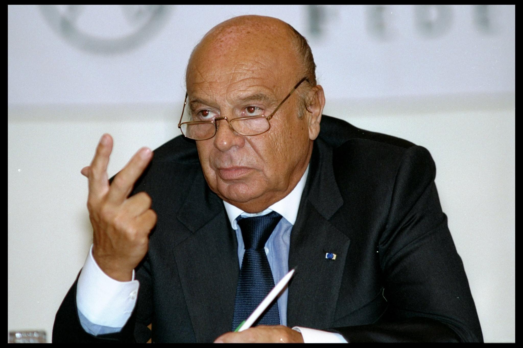 Nebiolo's IAAF Presidency was described as