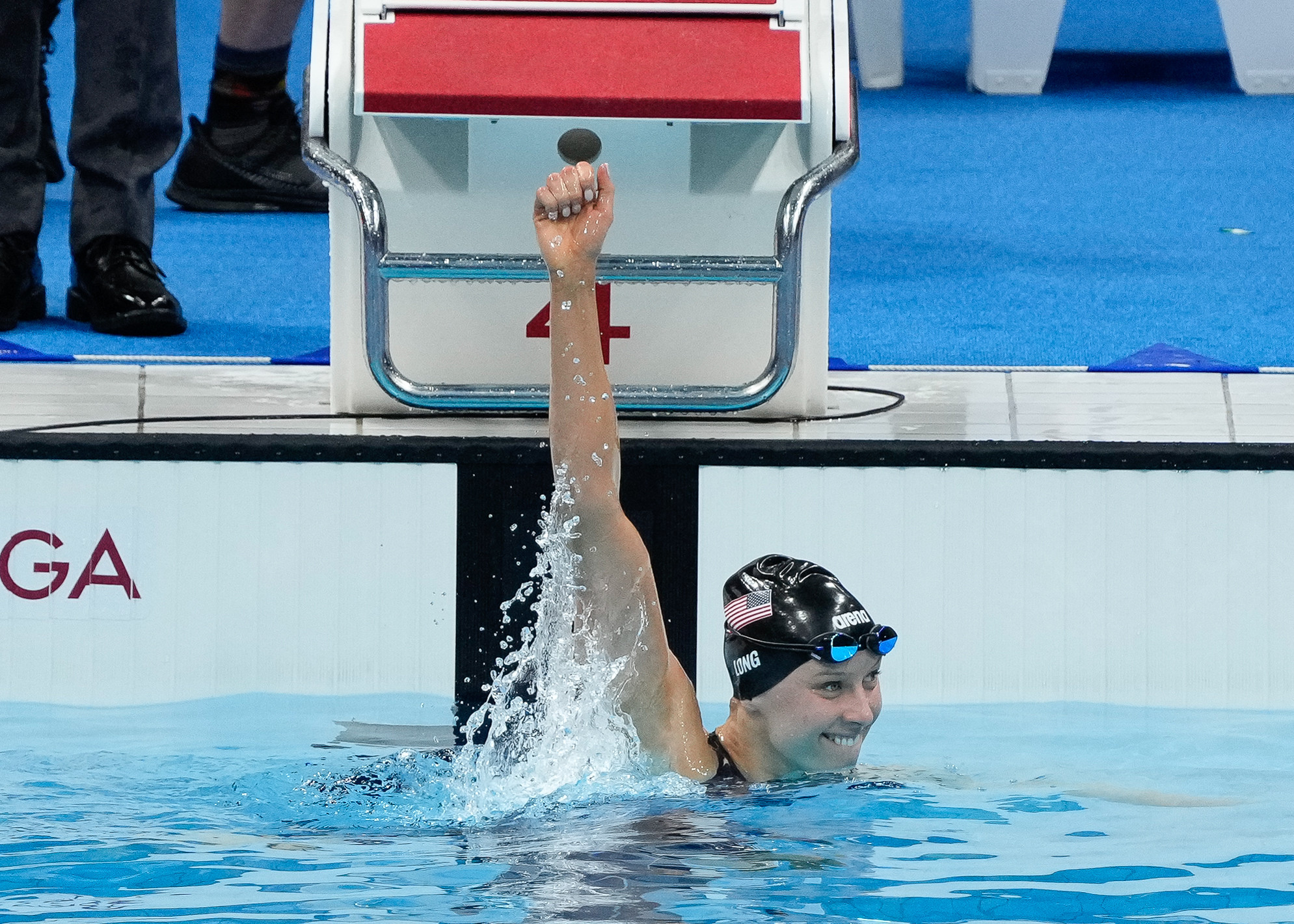 Long wins 16th Paralympic gold medal as swimming action concludes at Tokyo 2020