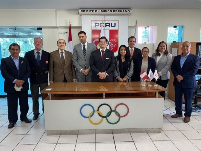 Weightlifting and teqball chief elected Peruvian Olympic Committee President