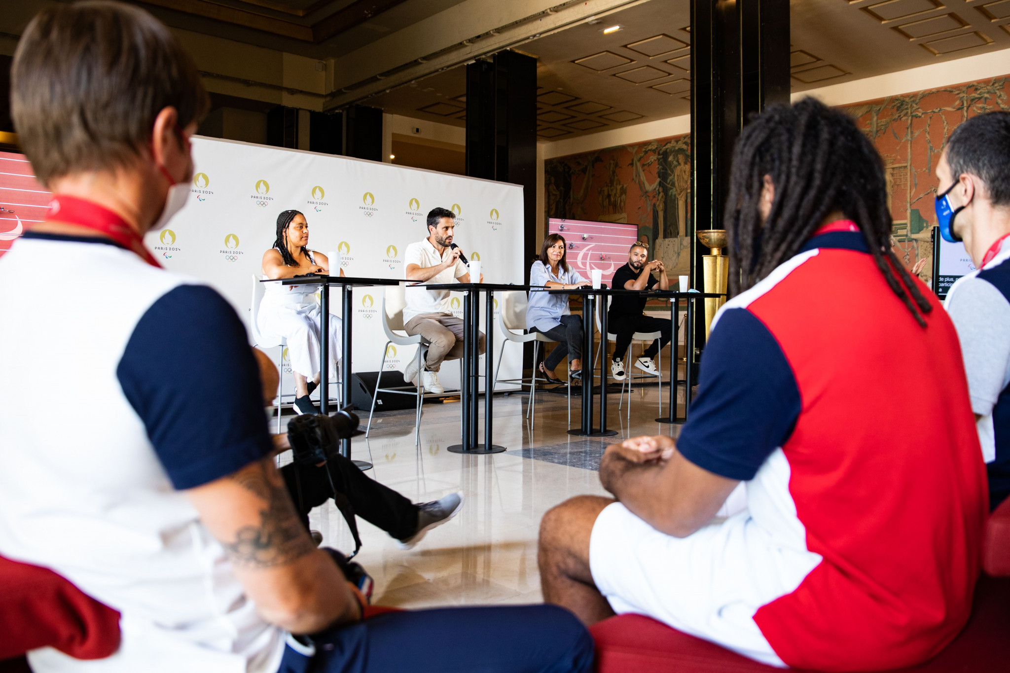 Tony Estanguet said the Paris 2024 handover segment at the Tokyo 2020 Closing Ceremony would be a sign of things to come ©Paris 2024