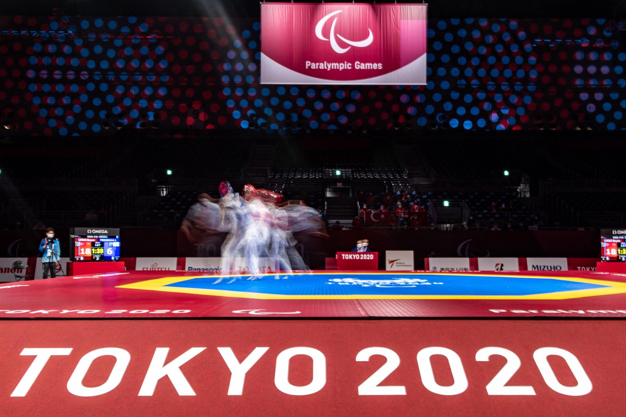 Gjessing wins long-awaited Paralympic taekwondo gold