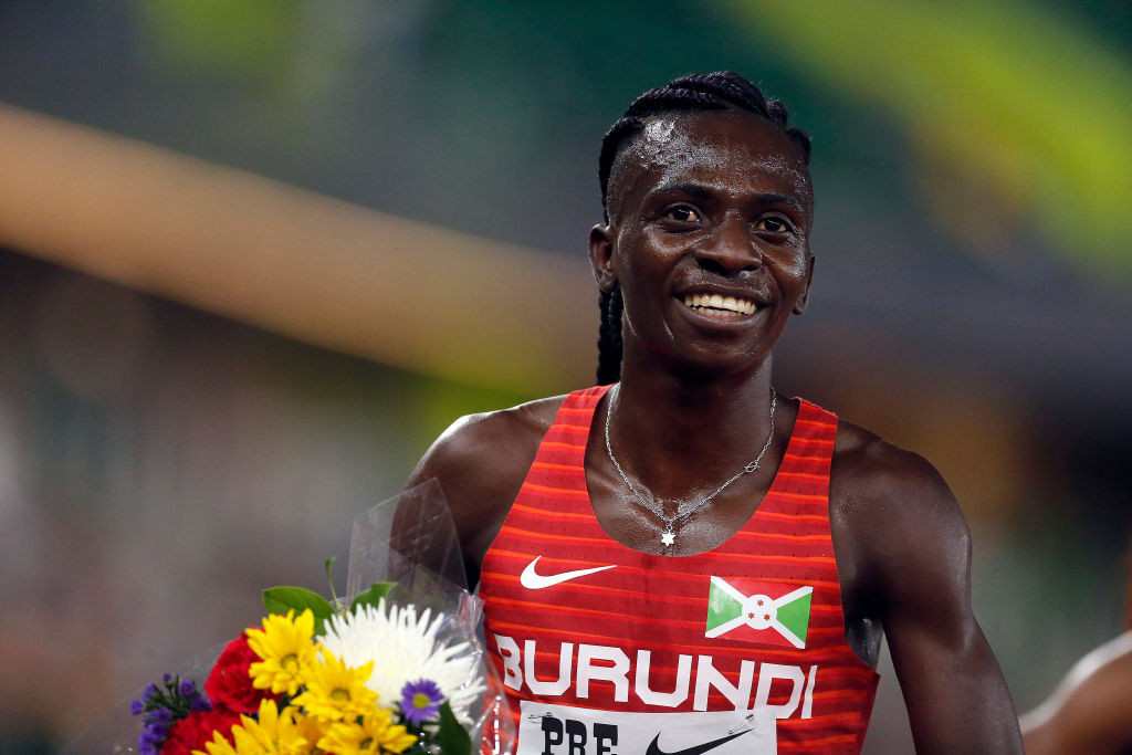 Mboma and Niyonsaba win big in Brussels as Duplantis tries again for world record