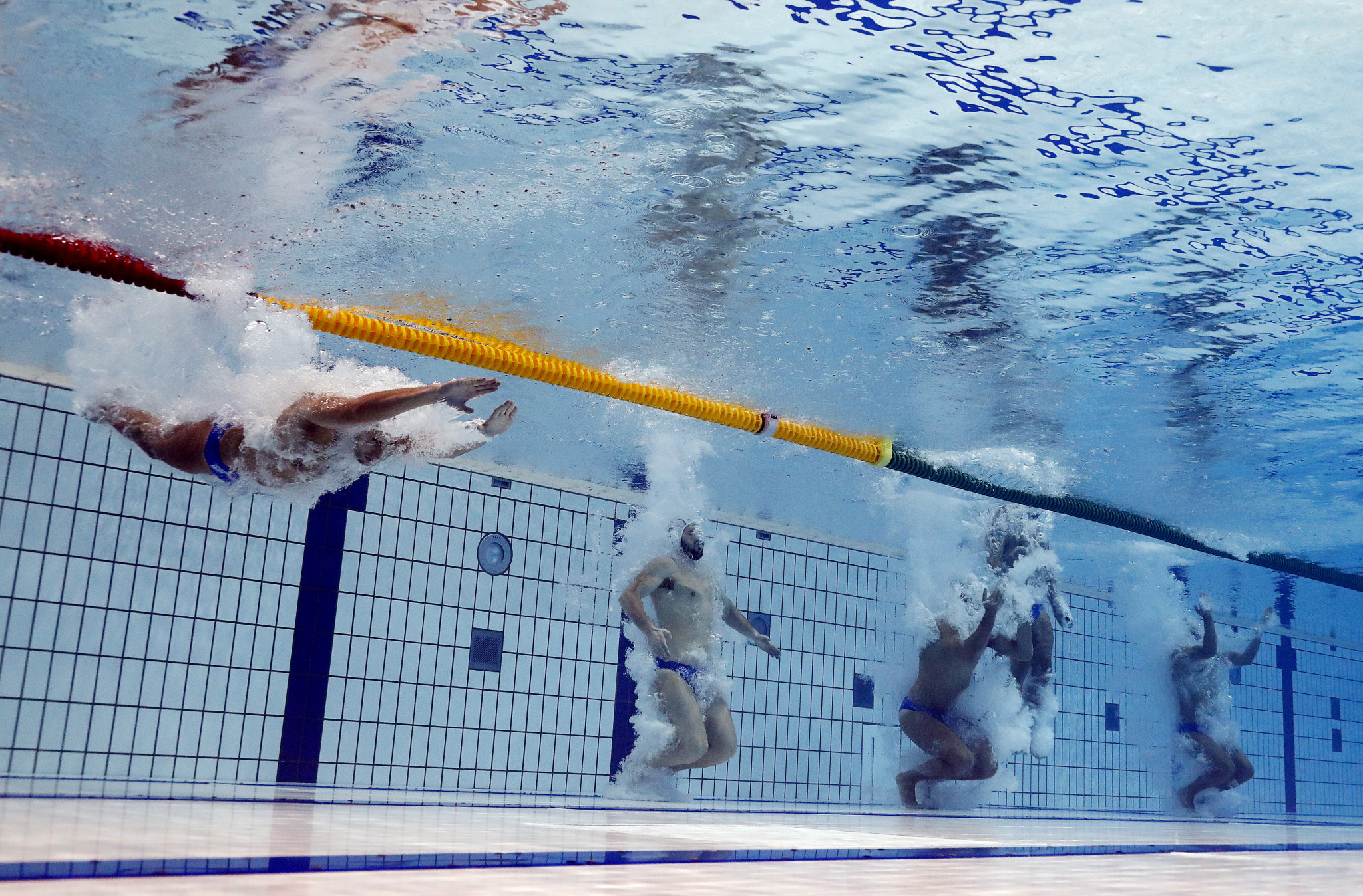 Defending champions Greece eliminated from FINA Water Polo Under-19 World Championship