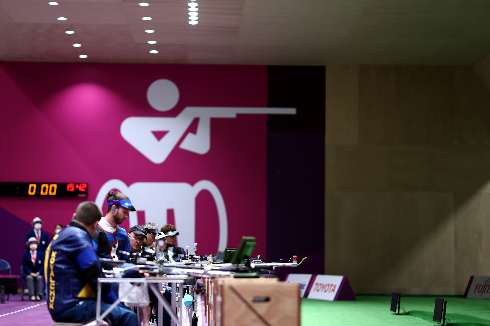 Ristić claims second shooting gold at Tokyo 2020 Paralympics with world record