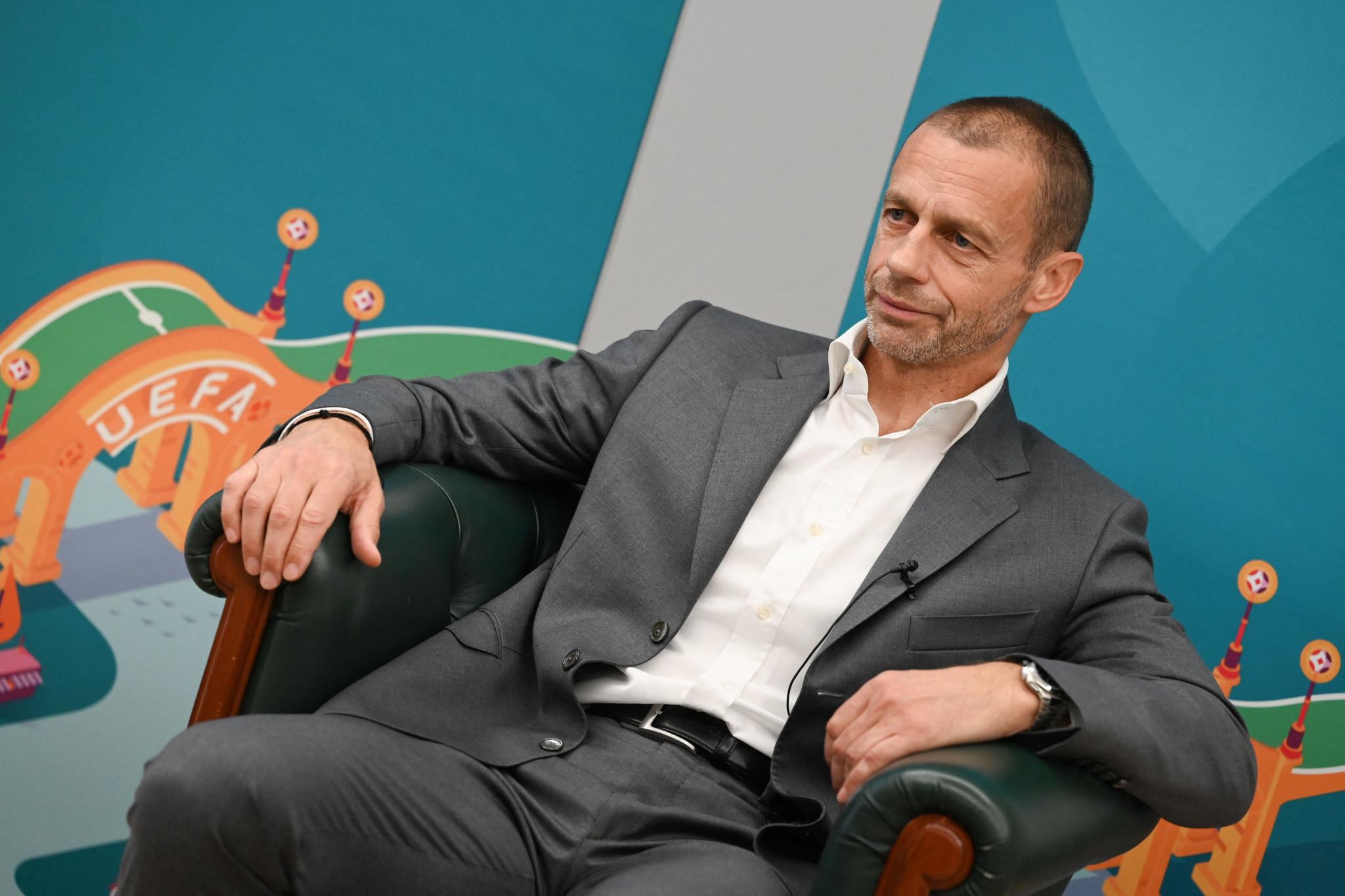 "UEFA President has ""grave concerns"" regarding FIFA's biennial World Cup proposal"
