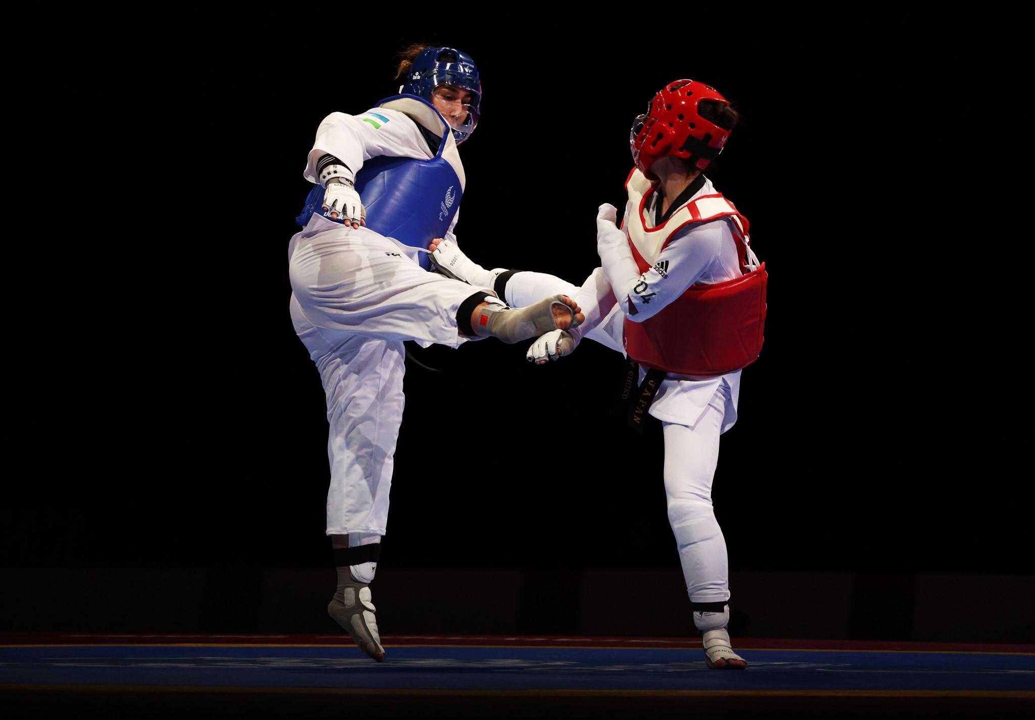 Aziziaghdam claims comeback win as Naimova underlines talent with taekwondo gold