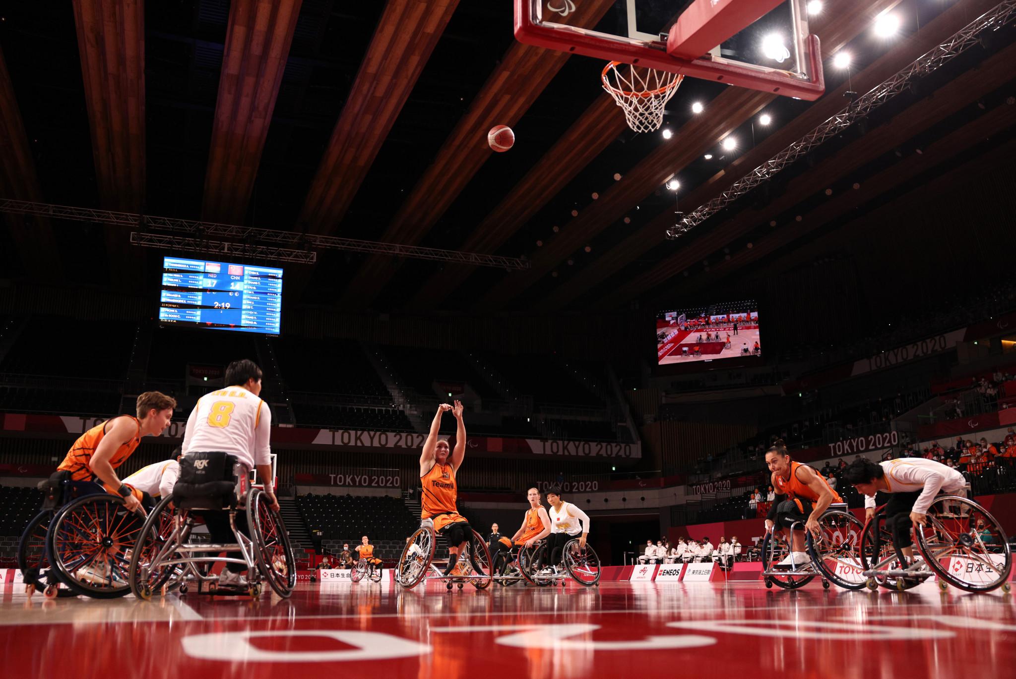 The Netherlands win maiden women's wheelchair basketball gold at Tokyo 2020