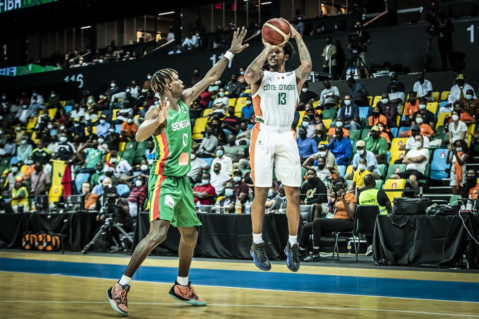 Defending champions Tunisia and Ivory Coast reach AfroBasket final with ten-point wins