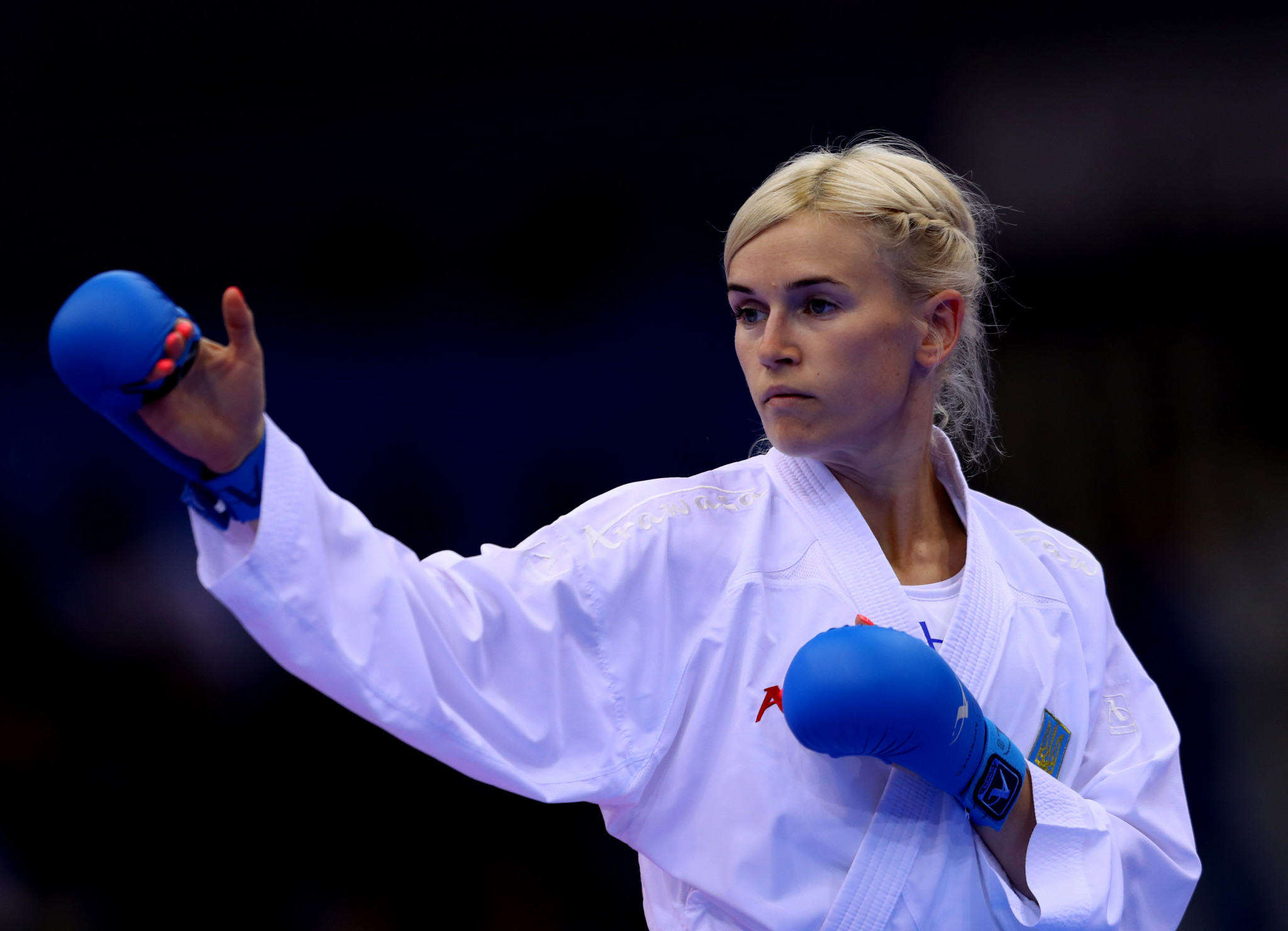 Serogina and Quirici build on Tokyo 2020 appearances by progressing at Karate 1-Premier League in Cairo