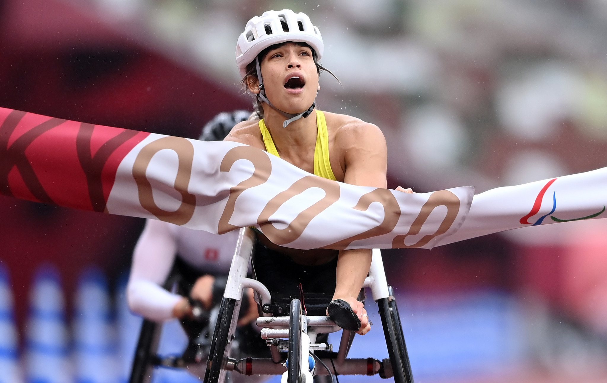 De Rozario takes women's marathon title in thrilling finish on final day of Paralympics