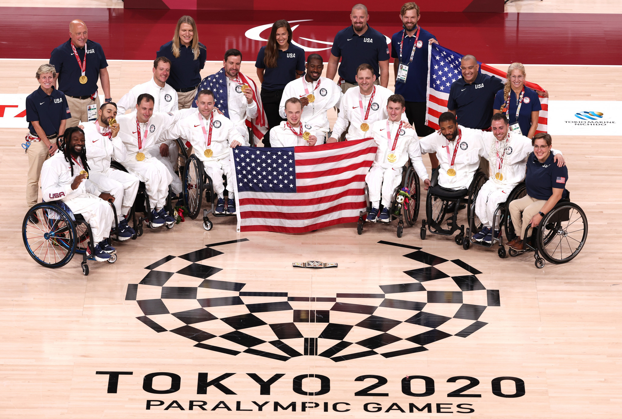Final medals earned as sporting action ends at Tokyo 2020 Paralympics