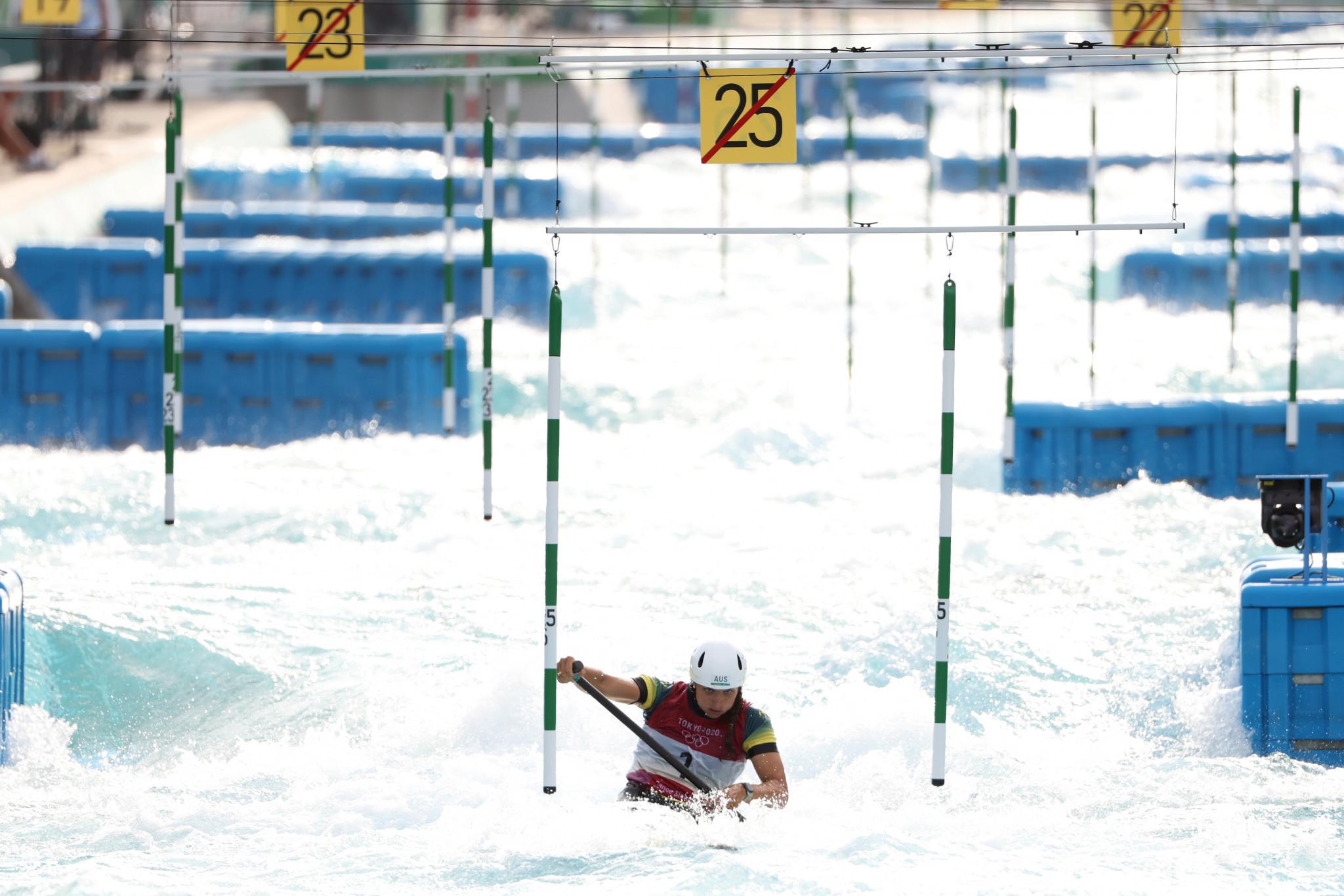 Jessica Fox secures canoe, kayak double at ICF Canoe Slalom World Cup