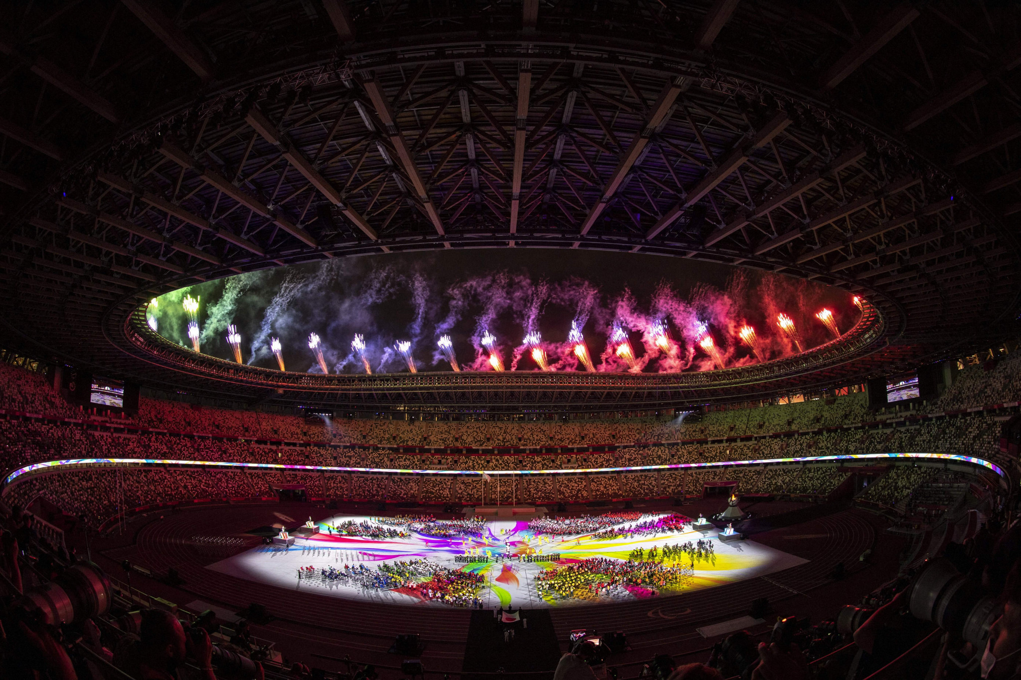 Tokyo 2020 Paralympic Games ends with vibrant and hopeful Closing Ceremony