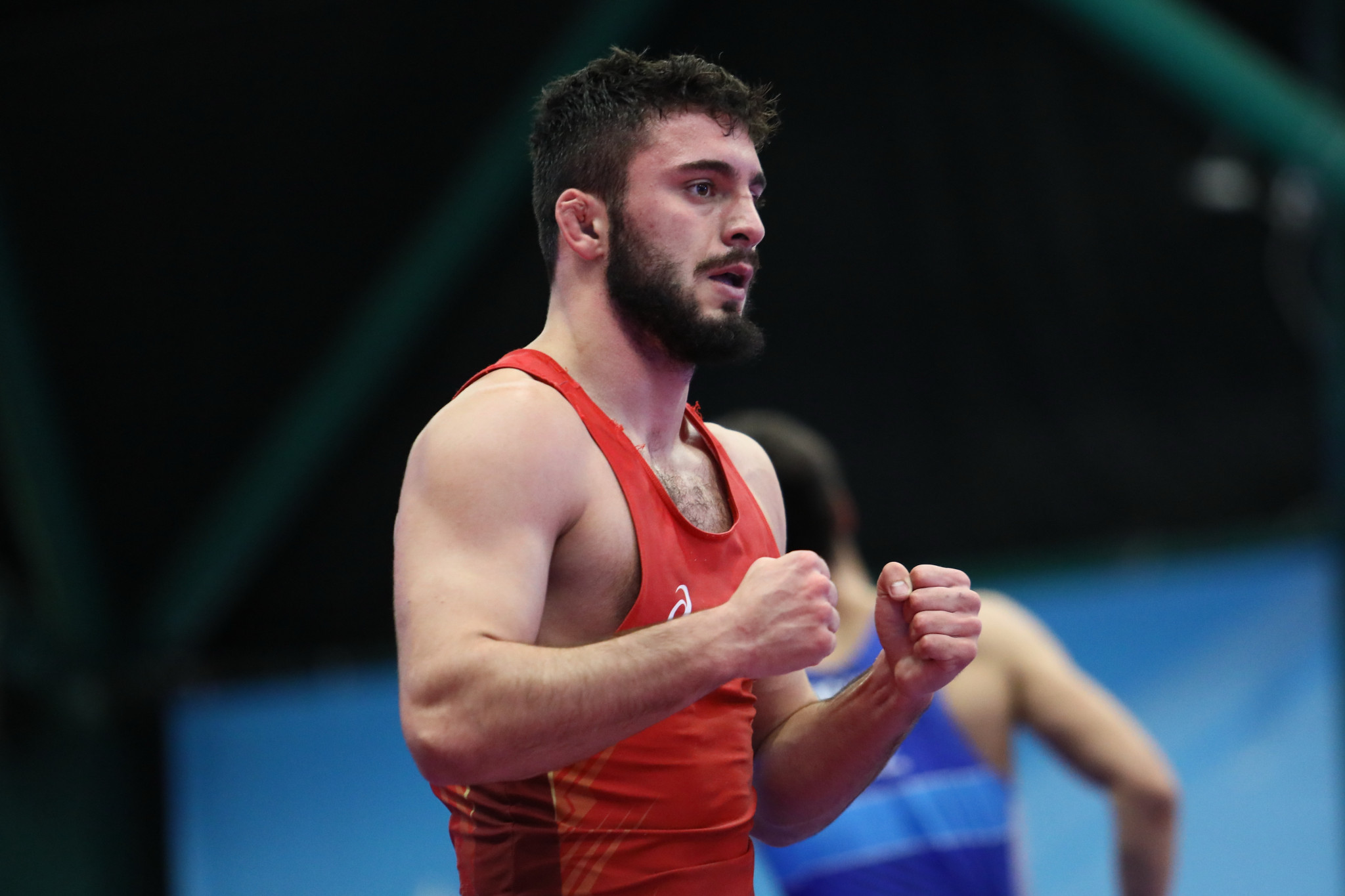 Russia power clear in wrestling as Games of the CIS Countries officially opens