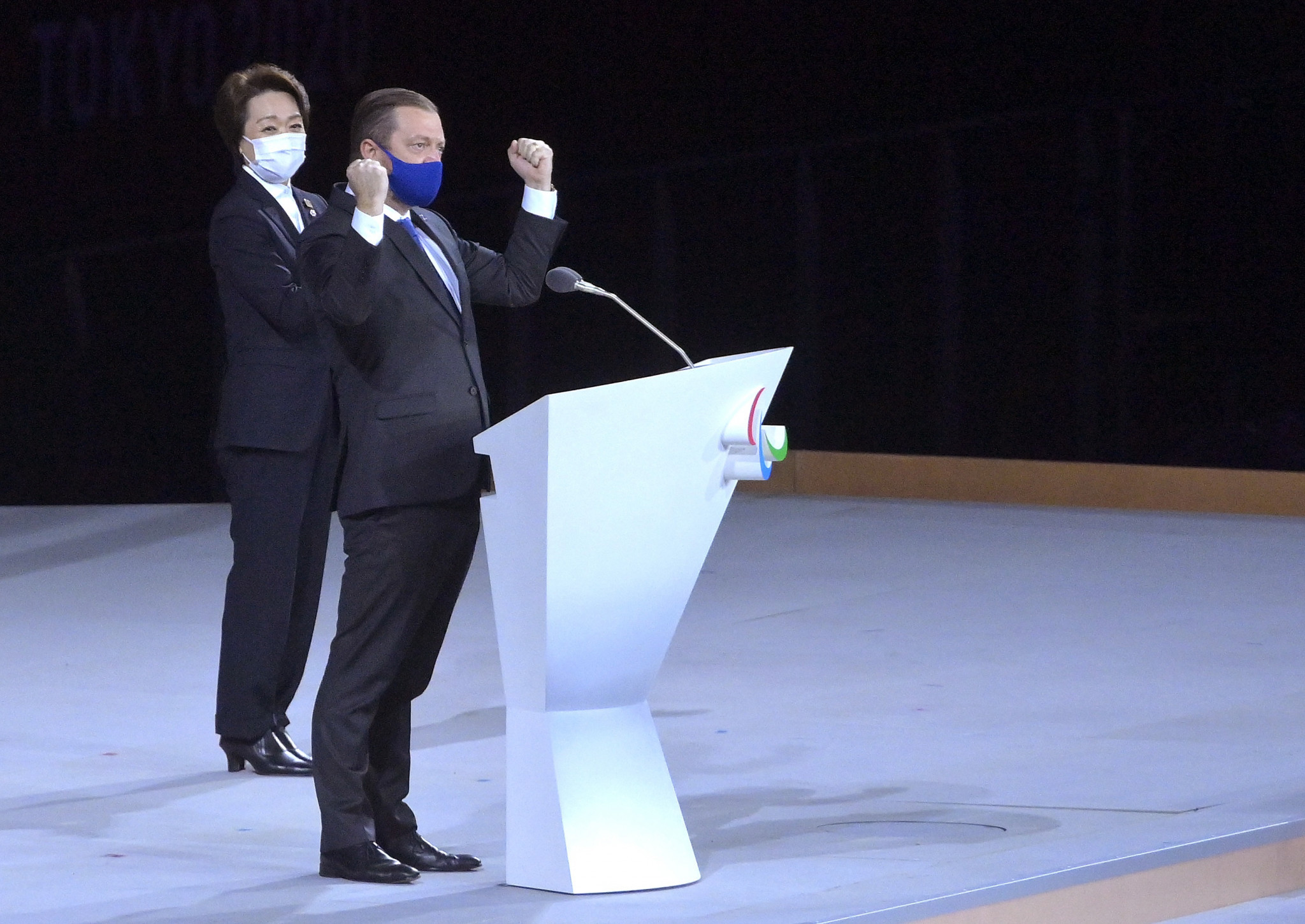 """Parsons claims Paralympic Closing Ceremony marks opening of """"inclusive future"""""""