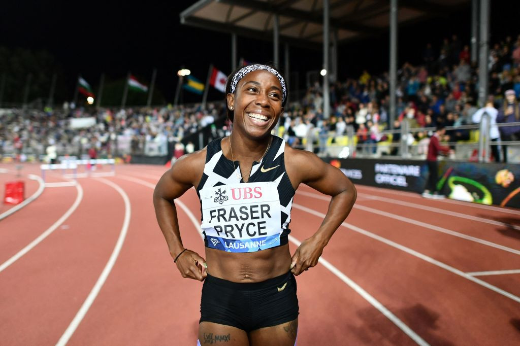 Fraser-Pryce returns to action with 10.81sec meeting record in Chorzow