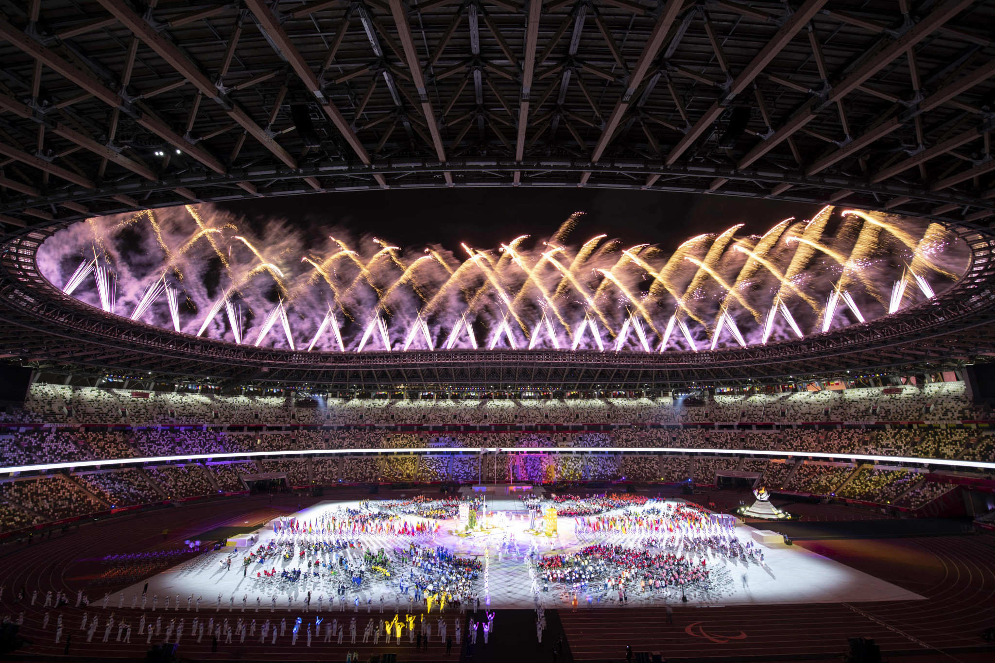 """Tokyo 2020's """"long journey"""" ends with emotional Paralympic Closing Ceremony"""