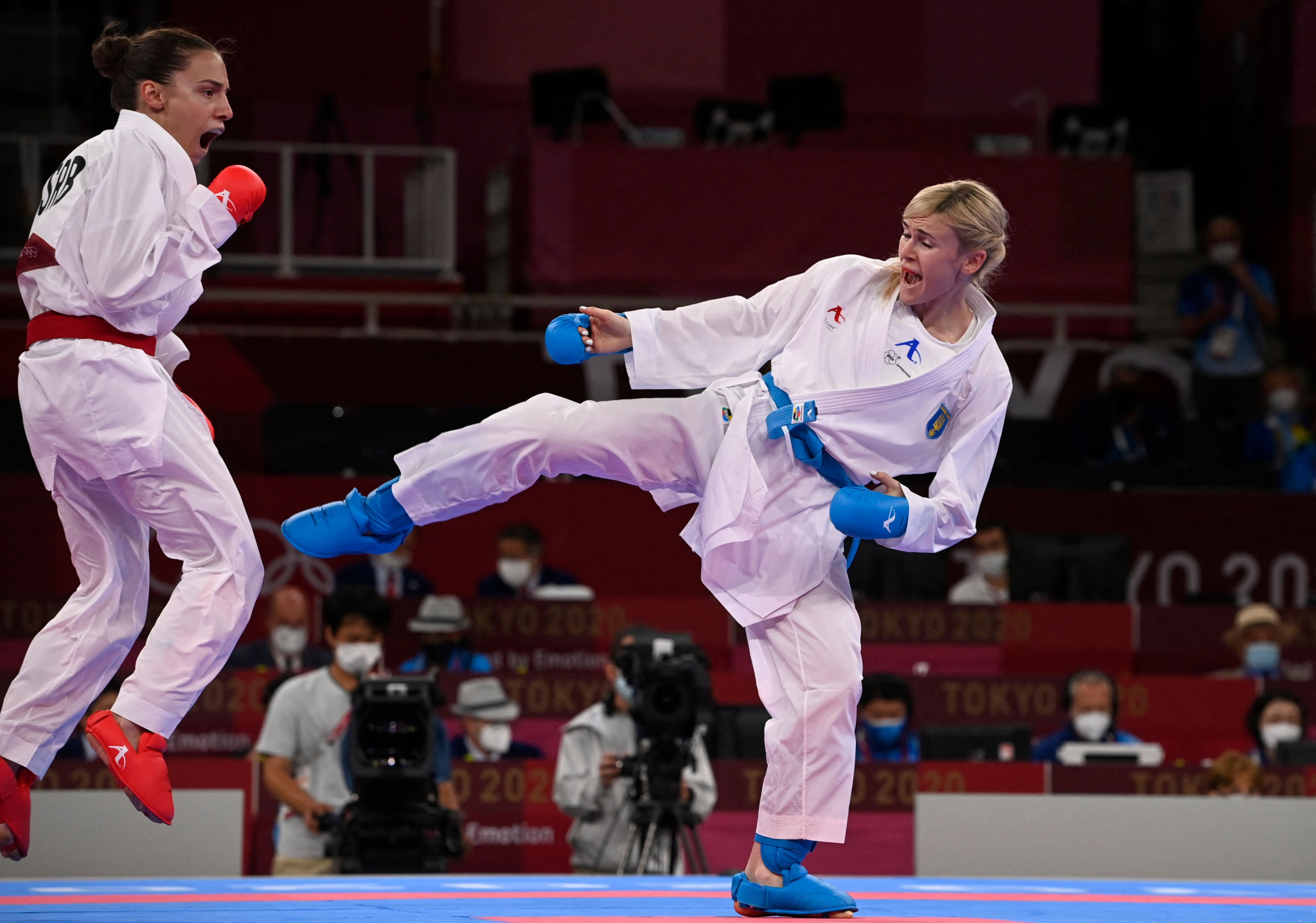 Hosts Egypt claim five golds at Cairo Karate 1-Premier League