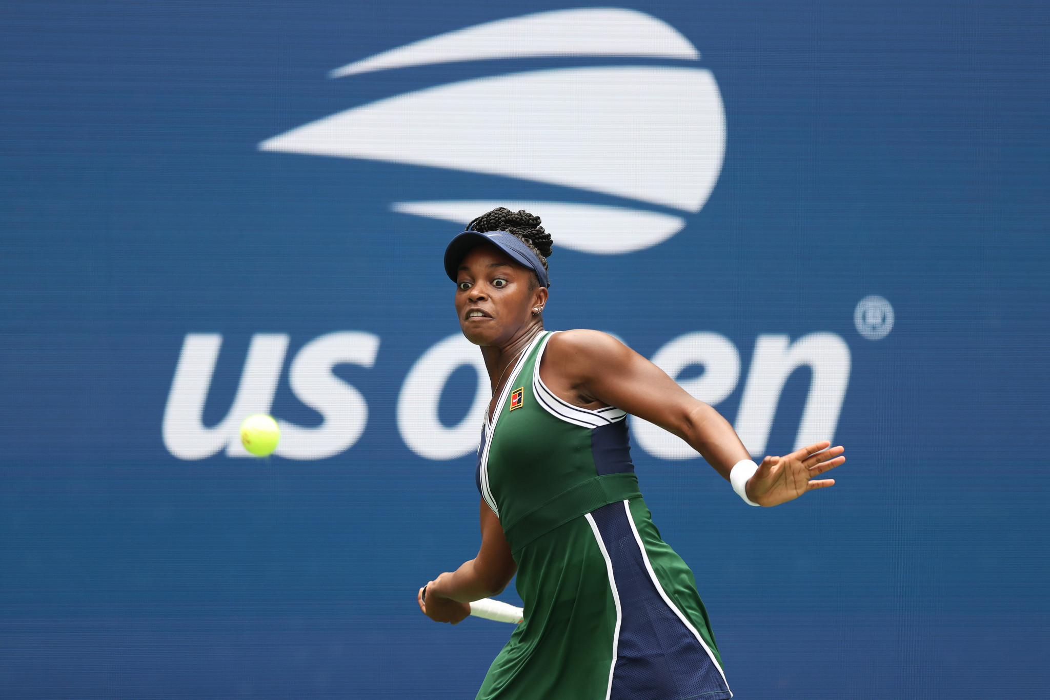Stephens receives more than 2,000 messages of racist and sexist abuse following US Open defeat