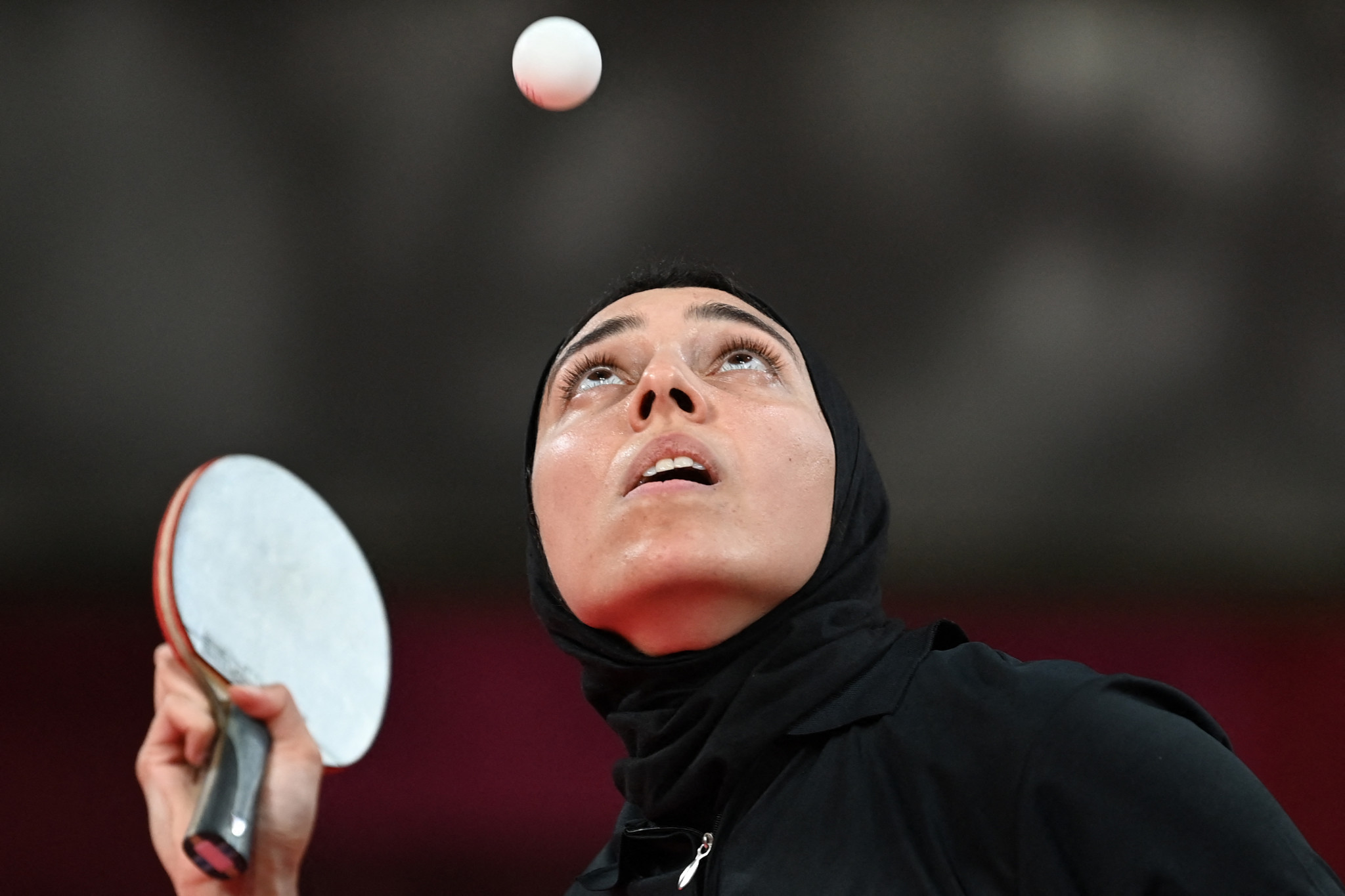 Farah Abdel-Aziz won the women's doubles title with Yousra Helmy ©Getty Images