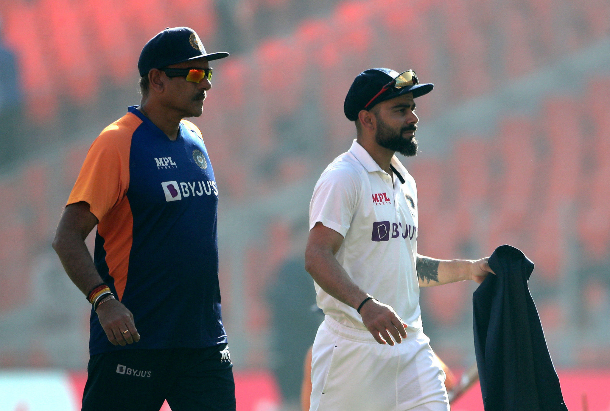 Board of Control for Cricket in India angry at Shastri and Kohli's breach of COVID-19 rules