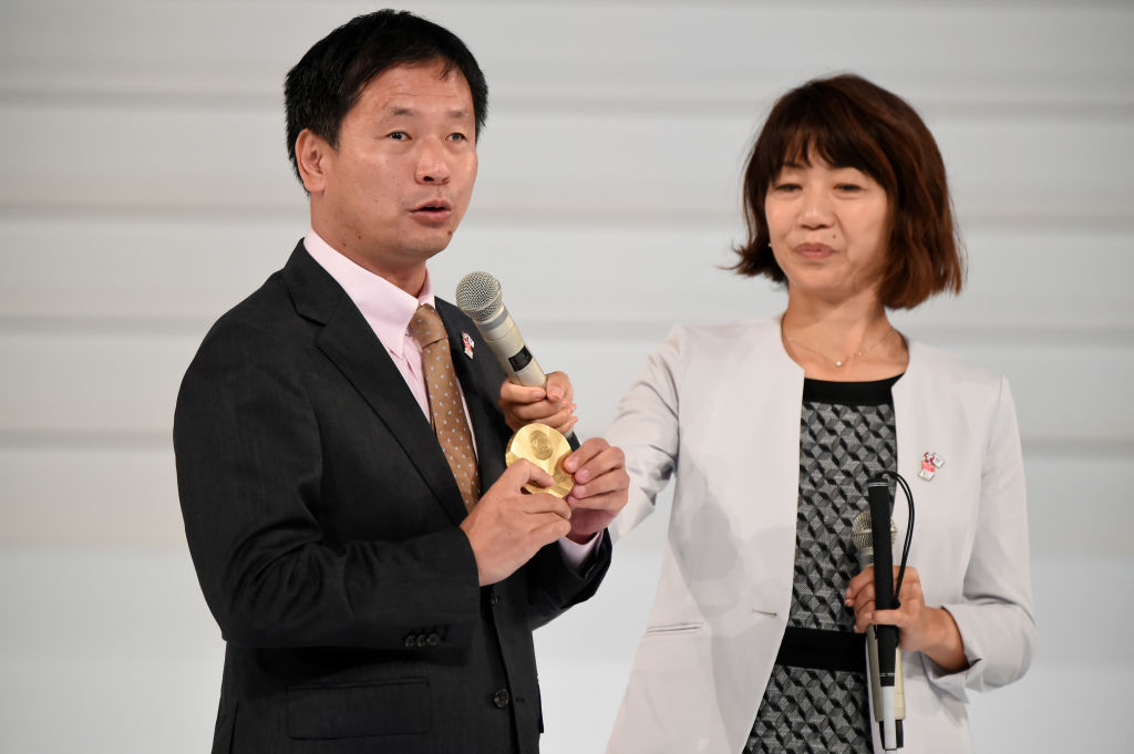 Japan's Chef de Mission for the Tokyo 2020 Paralympic Games Junichi Kawai praised the country's performance at the event ©Getty Images