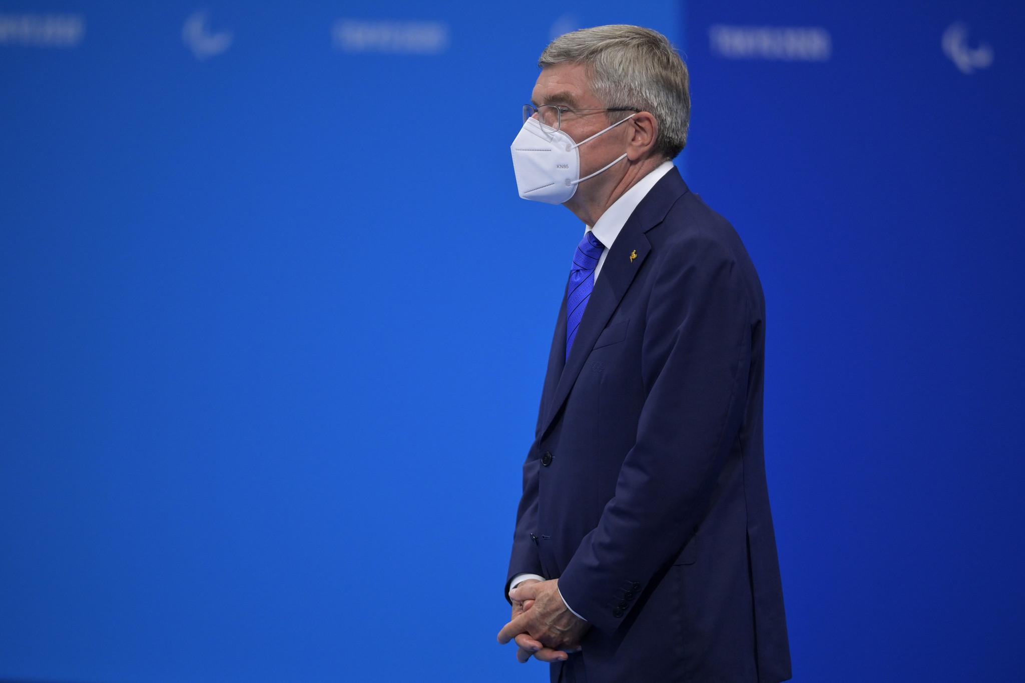Sarah Davies said IOC President Thomas Bach had told her there was