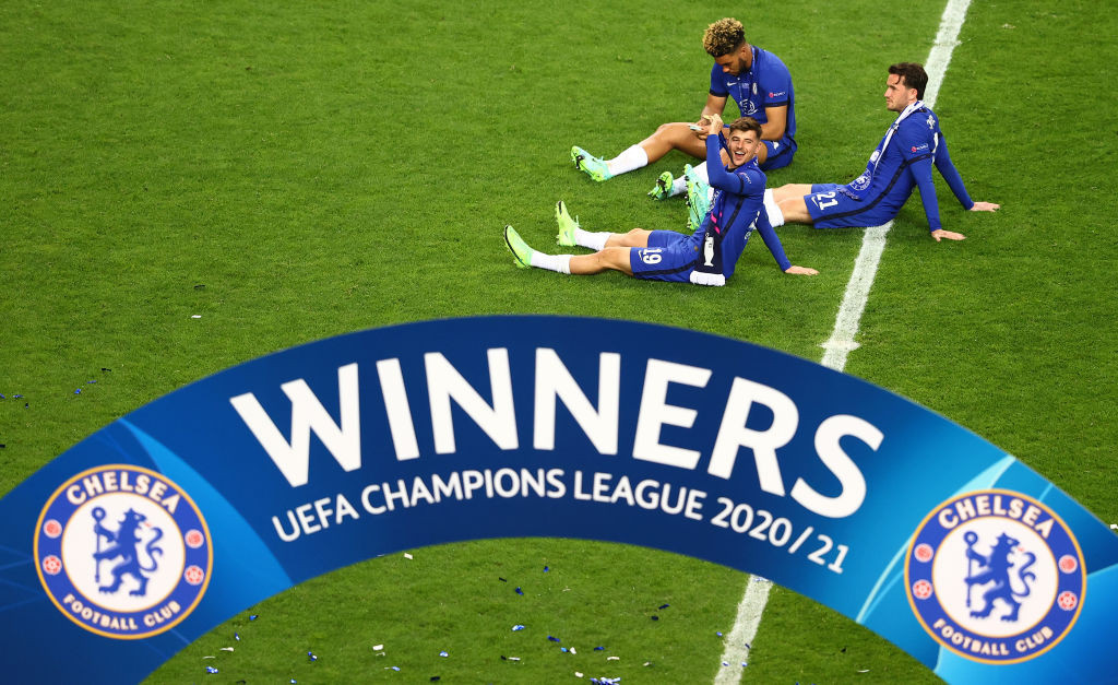 UEFA Champions League winners Chelsea are among the teams set to participate at this year's FIFA Club World Cup in Japan, which is now in doubt ©Getty Images