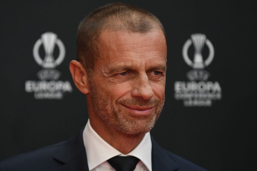 """UEFA President claims World Cup every two years would """"dilute"""" event"""