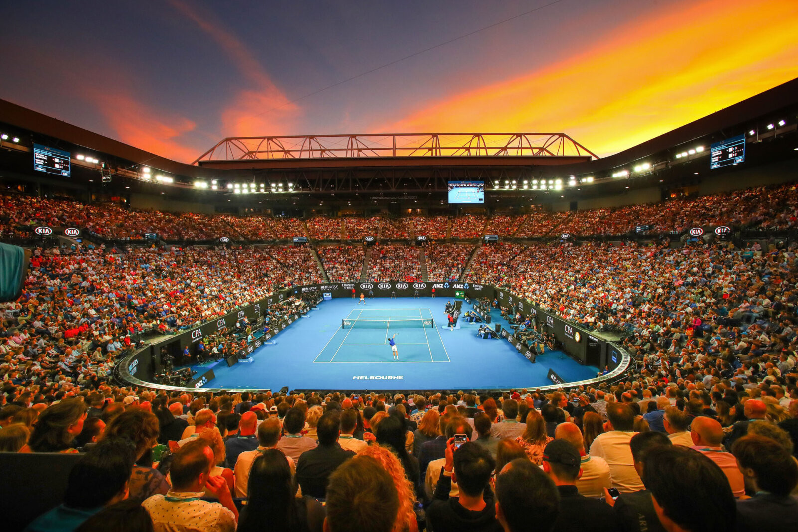 Unvaccinated players warned will face stricter entry conditions for 2022 Australian Open