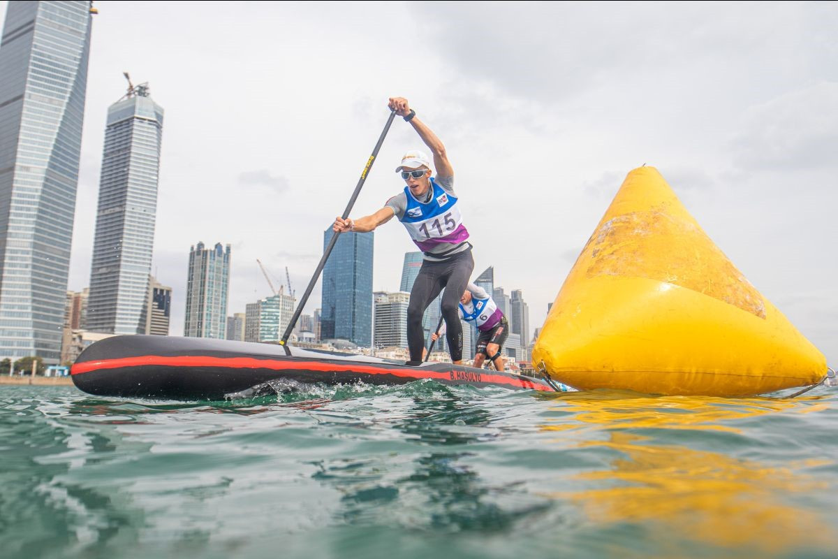 The ICF SUP World Championships are due to take place in Hungary this week ©ICF