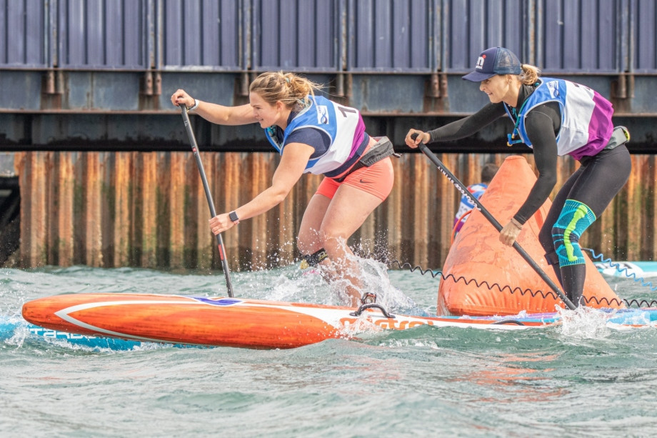 Hungary is hosting the SUP World Championships from Thursday to Sunday ©ICF