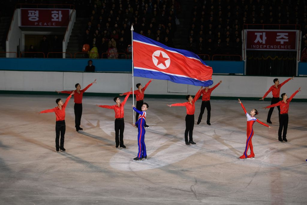 North Korea banned from Beijing 2022 after IOC suspends NOC
