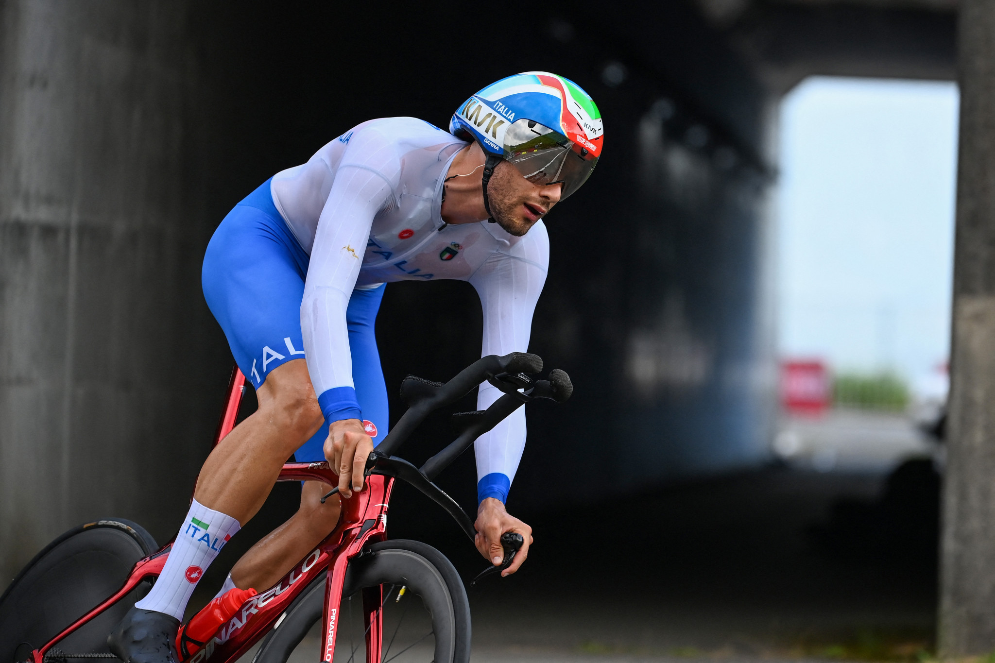 Italy triumph in mixed team relay at UEC European Road Championships in Trentino