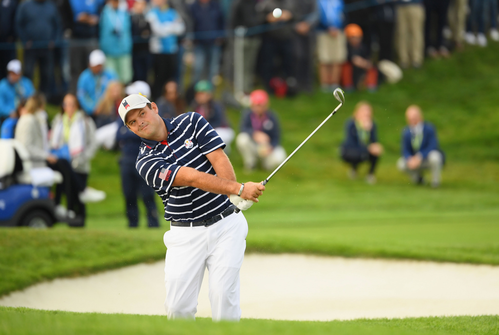 Patrick Reed missed out on selection for he 2021 Ryder Cup  ©Getty Images