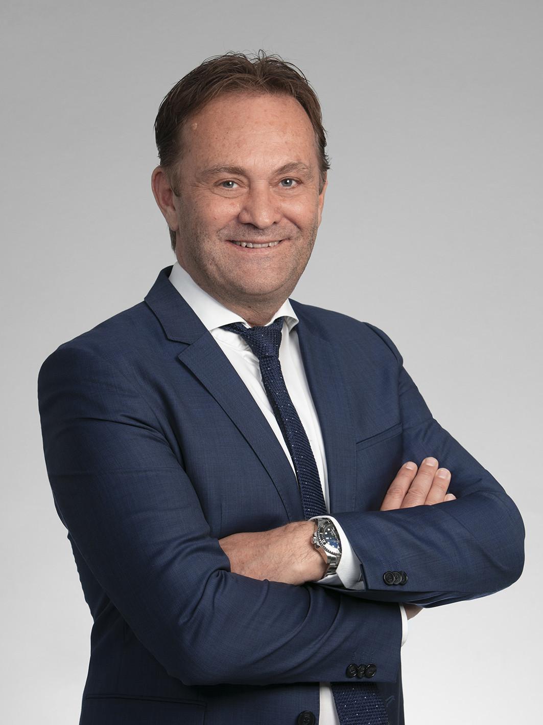 Henrik Bach Nielsen has served as the Danish Ice Hockey Association's President since 2007 ©Henrik Bach Nielsen